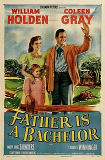 <i>Father Is a Bachelor</i>