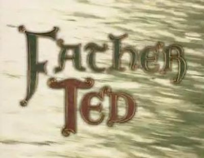 Picture of a TV show: Father Ted