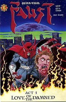 Faust (Tim Vigil comic - front cover, number 1).jpg