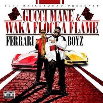 Ferrari Boyz - Image: Ferrari boyz cover