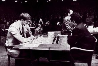 Russia (USSR) vs Rest of the World - Fischer vs. Petrosian