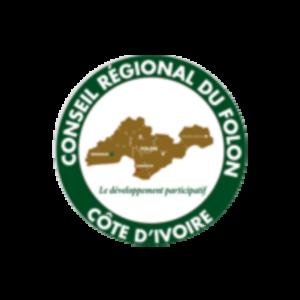 Folon Region - Image: Folon Region (Ivory Coast) logo