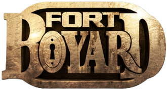 Fort Boyard (TV series) - Logo of Fort Boyard since 2015.