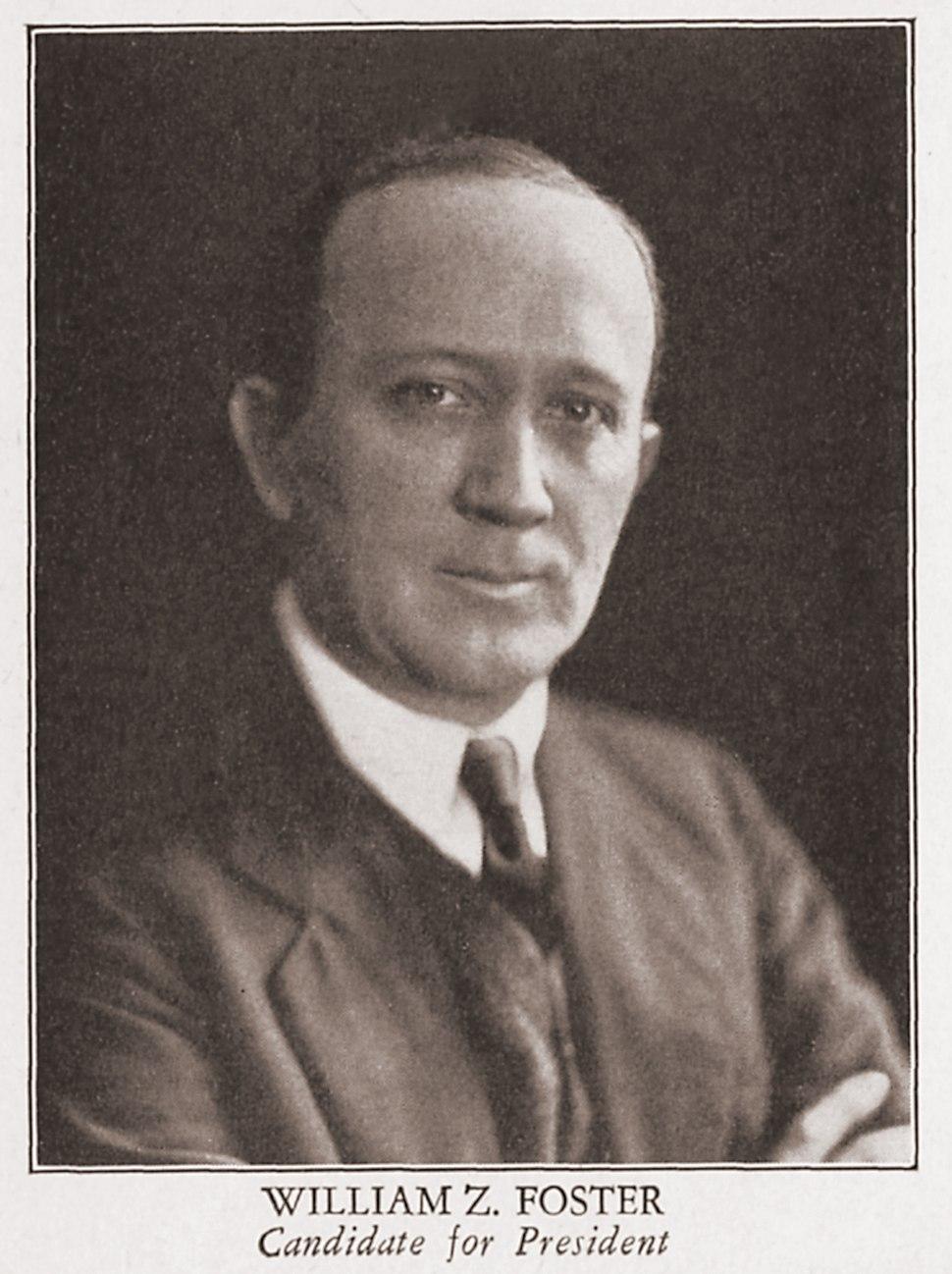 Foster-for-President-1928