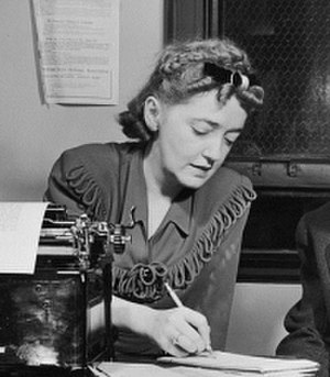 Frances Sweeney - Sweeney in 1942