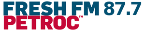 Fresh FM (Petroc) - Image: Fresh FM87 logo