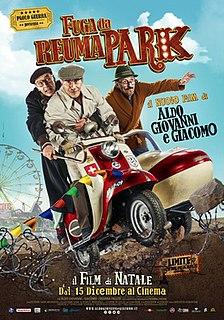 <i>Fuga da Reuma Park</i> 2016 sketch comedy film
