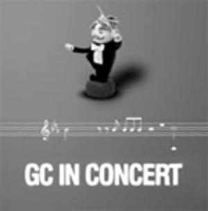 Symphonic Game Music Concerts - The GC in Concert logo used in 2007