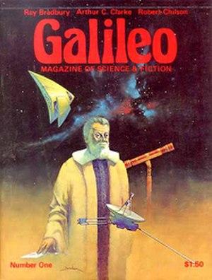 Galileo (magazine) - Galileo first issue (1976)