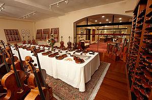 Tarisio Auctions - Tarisio's New York gallery