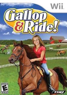 <i>Gallop & Ride</i>