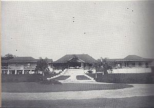 New Ireland Province - German residence, Kavieng Neu-Mecklenburg pre-1914 when German New Guinea was seized by Australia.