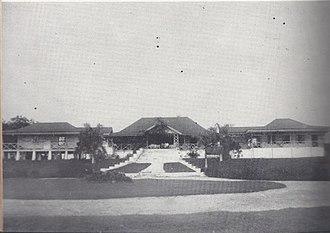 New Ireland Province - German residence, Kavieng Neu-Mecklenburg pre-1914 when German New Guinea was seized by Australia.