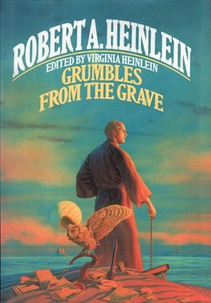 Grumbles from the Grave - First Edition cover for Grumbles from the Grave