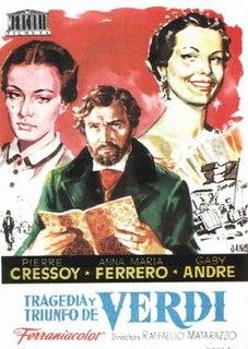 <i>Verdi, the King of Melody</i> 1953 film by Raffaello Matarazzo