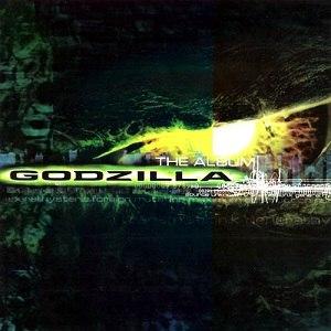Godzilla: The Album - Image: Godzilla OST