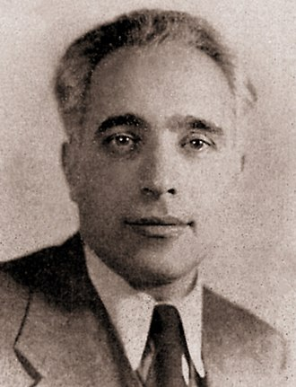 Albert Goldman (politician) - Albert Goldman as he appeared in 1942.