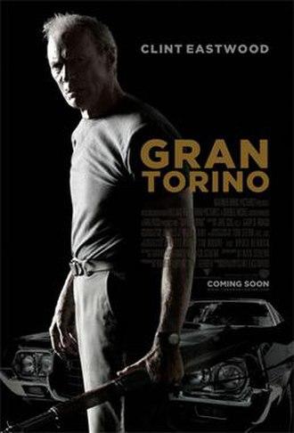 Gran Torino - Theatrical release poster