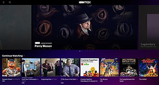 HBO Max American subscription video streaming service