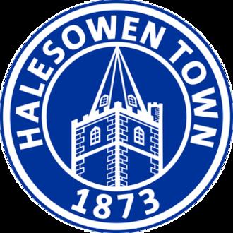 Halesowen Town F.C. - Image: Halesowen Town FC 2016 Logo