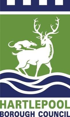 Official logo of Borough of Hartlepool