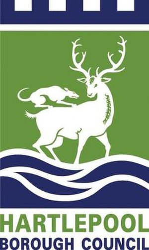 Hartlepool Borough Council - Image: Hartlepool Borough Council logo
