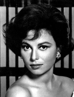 Haya Harareet - Haya Harareet in 1960