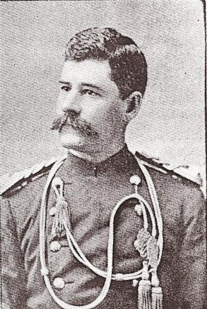 Henry Ware Lawton - Lt. Lawton as a member of the 4th Cavalry in the late 1870s