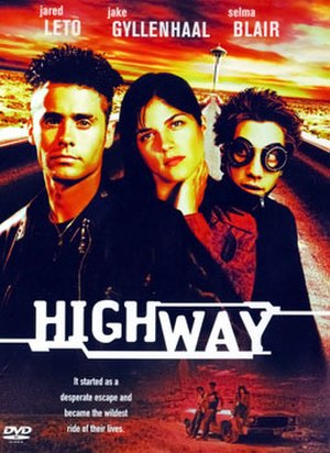 Highway (2002 film) - DVD cover
