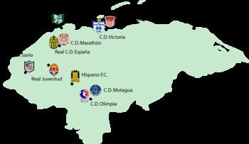2009–10 Honduran Liga Nacional - Wikipedia
