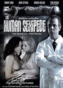 Centipede movie human
