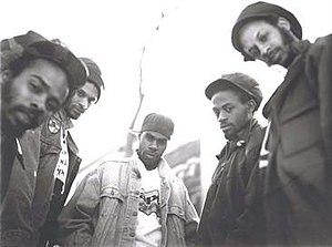 InI (hip hop group) - InI members