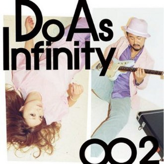 Infinity 2 - Image: Infinity Two cover