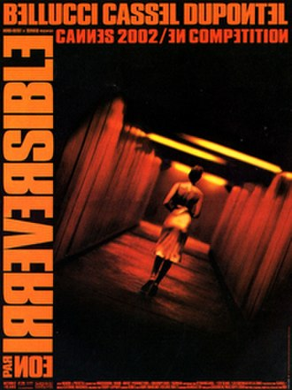 Irréversible - Theatrical release poster