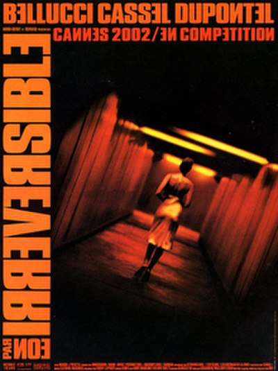 Picture of a movie: Irreversible
