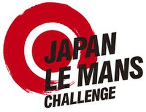 Japan Le Mans Challenge - Image: Japan Le Mans Challenge (logo)