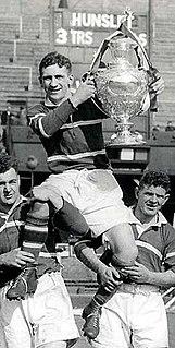 Jack Walkington England international rugby league footballer and coach