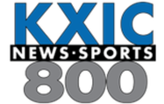 KXIC - Image: KXIC News Sports 800 logo