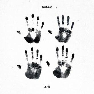 A/B (album) - Image: Kaleo AB2016