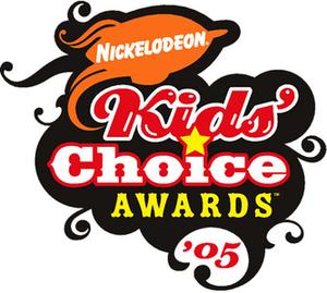2005 Kids' Choice Awards - Image: Kcalogo 2005