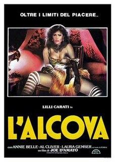 <i>The Alcove</i> 1985 film by Joe DAmato