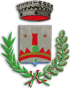 Coat of arms of Laino Castello