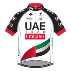 UAE Team Emirates - Image: Lampre–Merida jersey