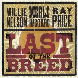 Last of the Breed (album) - Image: Last of the Breed album cover