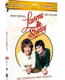 <i>Laverne & Shirley</i> (season 1)