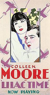 <i>Lilac Time</i> (1928 film) 1928 film