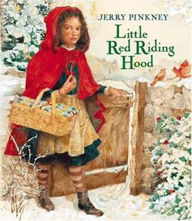 <i>Little Red Riding Hood</i> (Pinkney book) childrens picture book by Jerry Pinkney