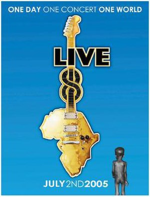 Live 8 - Live 8 logo