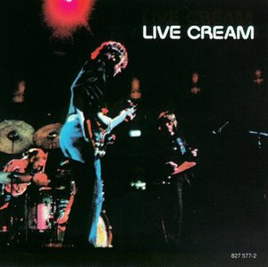 Live Cream - Image: Livecream