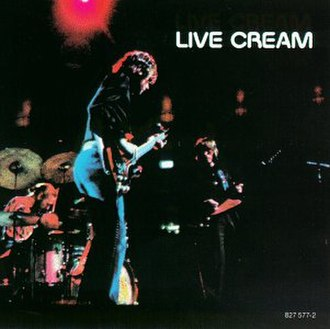 Live Cream - Image: Livecream